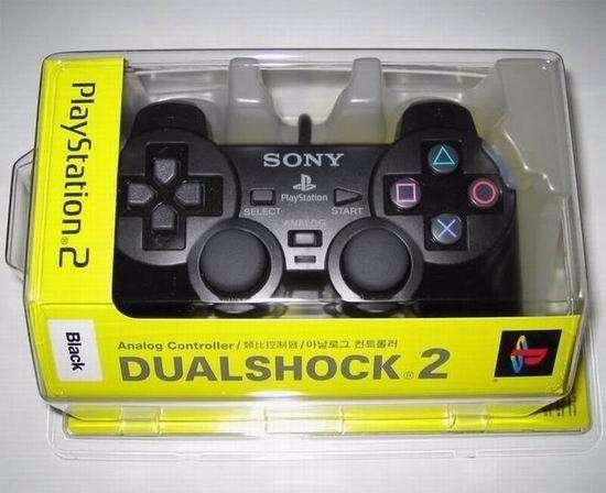 Control Playstation Ps2 Sony dual shock 2 0