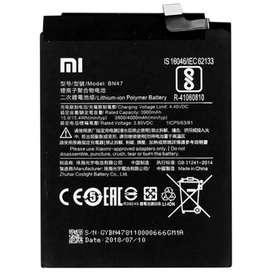 Bateria Xiaomi Mi a2 lite Redmi 6 pro  Bn47 Original
