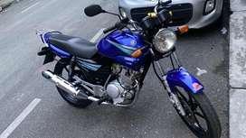Se vende Libero Yamaha en excelentes condiciones papeles al dia