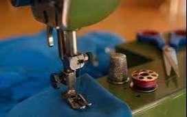 Máquina Industrial costura recta, remalle y recubridora