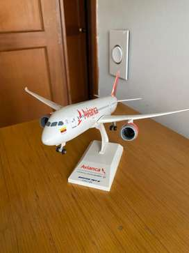 Avion de coleccion