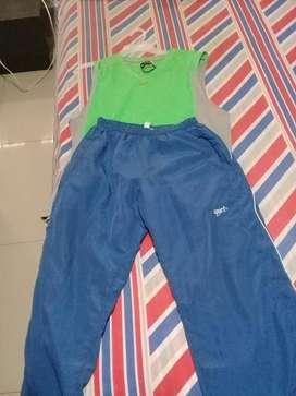 vendo ropa deportiva