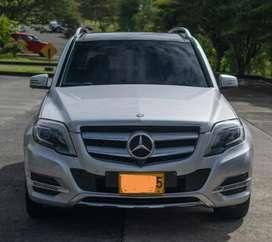 Mercedes Benz GLK300 4matic paquete AMG