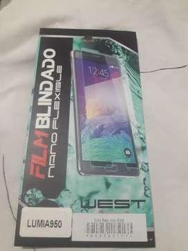 Vidrio Templado Glass Nokia Lumia y Lumia XL