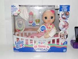 Baby Alive mi Muñeca de Verdad