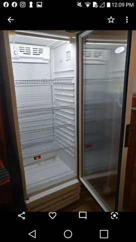 Vendo heladera exhibidora vertical