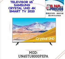 """TV Samsung 65"""" 4k SMARTV"""