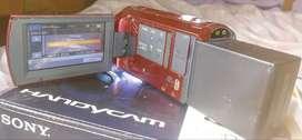 Vendo video camara digital SONY HANDYCAM DCR-SX40