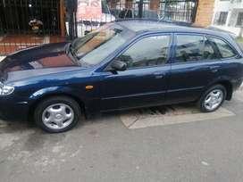 Vendo Mazda alegro 2004 1.3 full