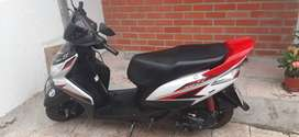 Motoneta Yamaha, modelo XC115B, cilindraje 115, año 2016