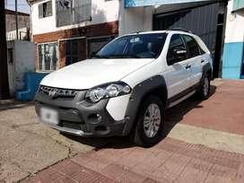 Fiat Palio Adventure 1.6 2013 con GNC