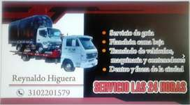 Servicio de grua en sogamoso 24 horas, Boyaca, Casanare
