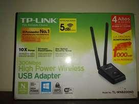 TP-LINK para PC adaptador de red