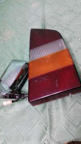 Vendo Farol Y Espejo de Citroen Pallace CX 2400, 80, 81.-