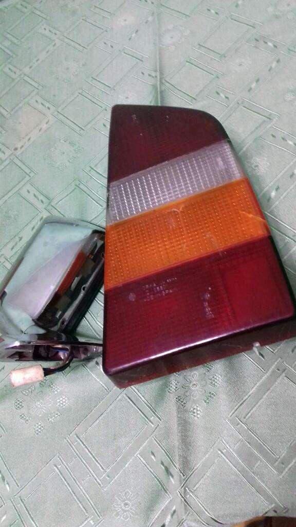 Vendo Farol Y Espejo de Citroen Pallace CX 2400, 80, 81.- 0
