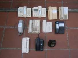 telefonos fijos con defectos y detalles