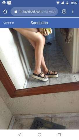 Sandalias de heben