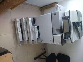 Se vende impresora profesional Ricoh MP C 2003