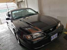 FORD MUSTANG VENDO O CABIO PREFERIBLEMENTE POR PICK UP