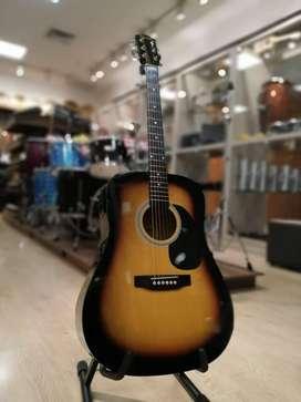 Guitarra electroacústica SQUIER