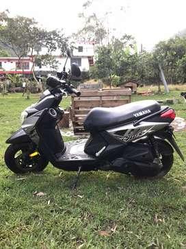 VENDO MOTO BWS XFI - 2021