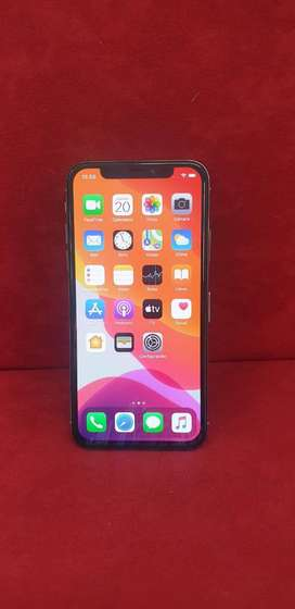 Iphone X 256 Libre de Icloud y Garantía 5 mesess