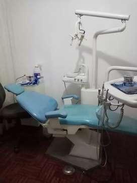 Vendo unidad dental hidráulica y compresora