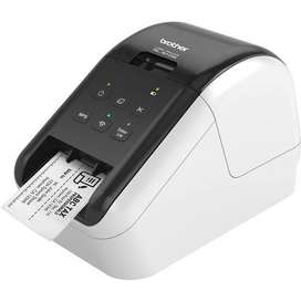 Impresora de etiquetas wifi brother QL-810w Etiquetadora BROTHER QL-810w Termica