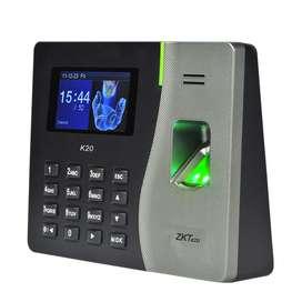 Terminal IP de Huella Digital Control Biométrico K20