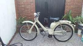 Moto siam 1962 muy buen estado y funcionamiento