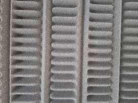 20 placas aislates de sonido ignifugas