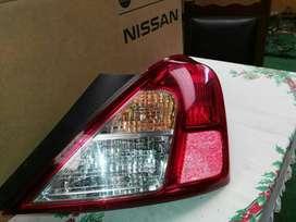 Stop Derecho Nissan Versa
