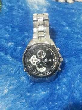 Reloj casio edifice EF546 vendo cambio permuto