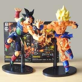 Figura de Goku y Bardock