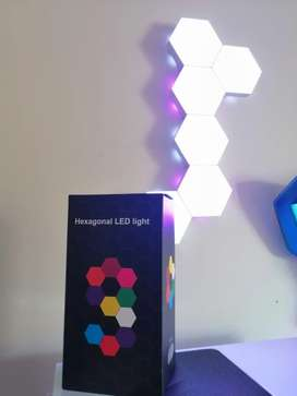 Luces RGB Panel