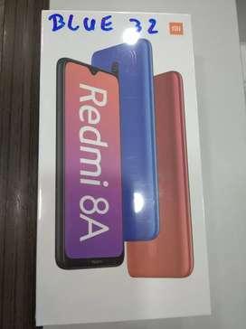 Xiaomi redmi 8A 32gb nuevo  en caja  5.000 amplia batería
