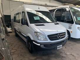 Mercedes Benz Sprinter 415 Combi Full 15 +1 año 2012
