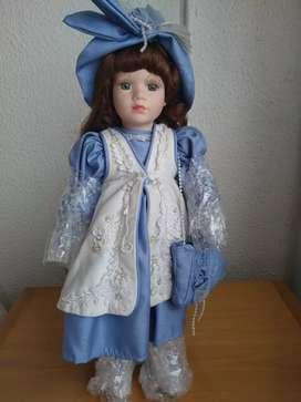 Muñeca de porcelana 1