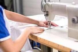 Empresa busca costurera