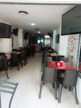 Vendo o permuto negocio restaurante y bar