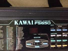 TECLADO KAWAI PS 650