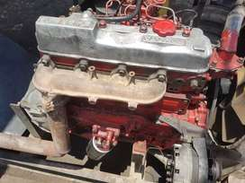 Motor toyota 13B