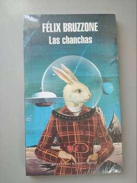 LAS CHANCHAS - FELIX BRUZZONE - LIBRO NUEVO SELLADO