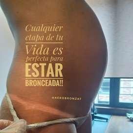 Bronceado en Bogota