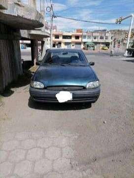 vendo Ford escort de 1998 de oportunidad