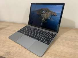 MacBook 12 Pulgadas Core i7 500 Gb ssd 16 de Ram