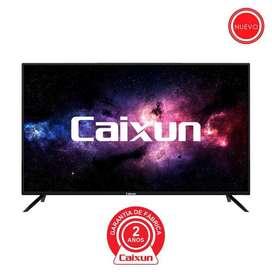Televisor CAIXUN 40, smart tv ( con base incluida)