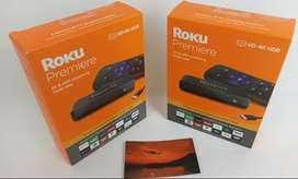 Roku Premiere 4k Hd Original Convertidor Smart Tv Wifi Nuevos