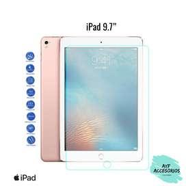 "Vidrio Protector para iPad 9.7"""