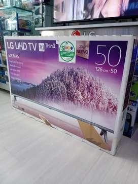 TV LG Smart 50 p 4k Bluetooth